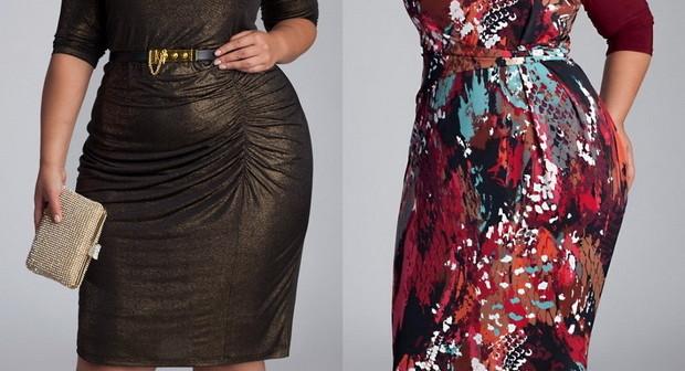 Moda pentru femei plinute, cu forme