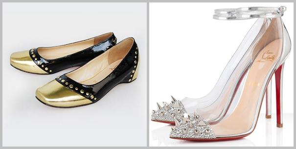 Christian Louboutin pantofi