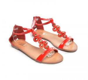 sandale-rosii
