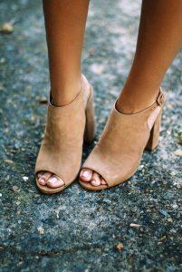 peep toe
