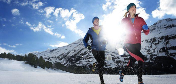 Cum să te îmbraci pentru jogging pe vremea rece