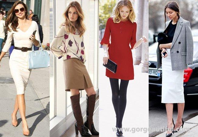 tinute-vestimentare-business-casual-femei-rochii