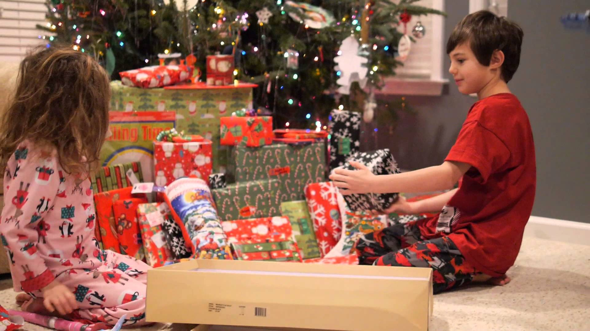 pauls kids christmas video - HD 1920×1080