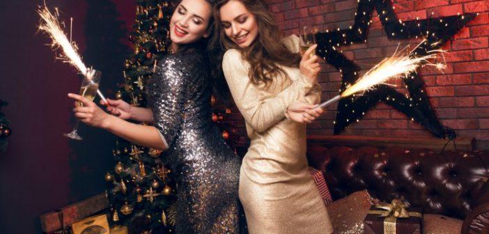 Cum te îmbraci la petrecerea de Revelion?