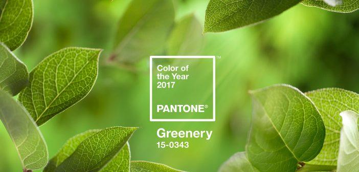 Greenery, culoarea anului 2017